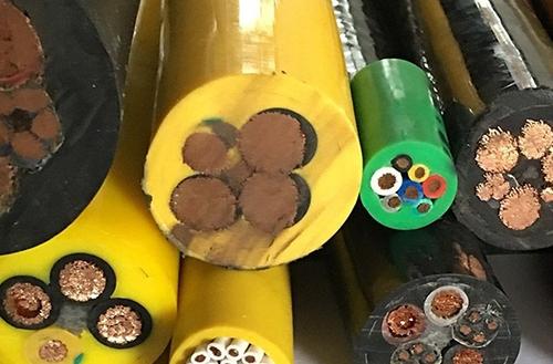 煤矿用移动类阻燃橡套软电缆